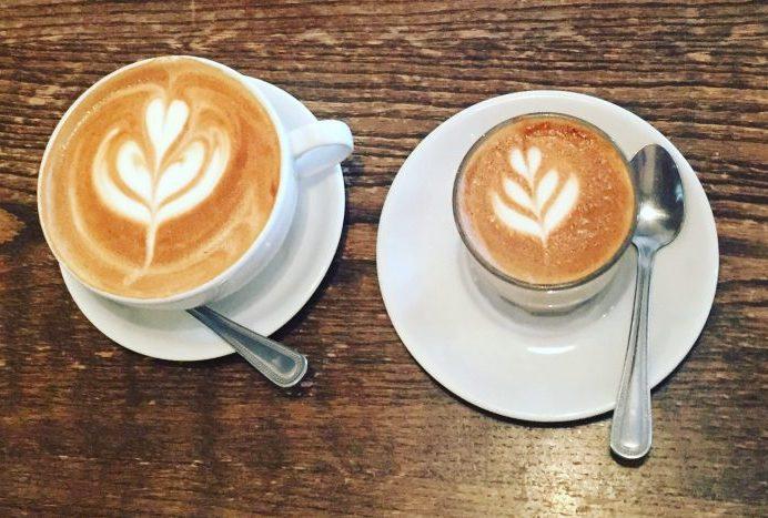 barista school latte art