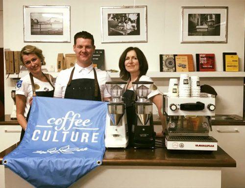 London Coffee Festival – Part 2 – Home Barista Training