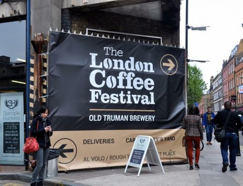 London Coffee Festival – Part 1